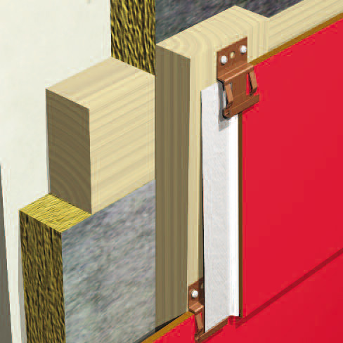 Fassadenplatten Holz schmüser stülpschalung